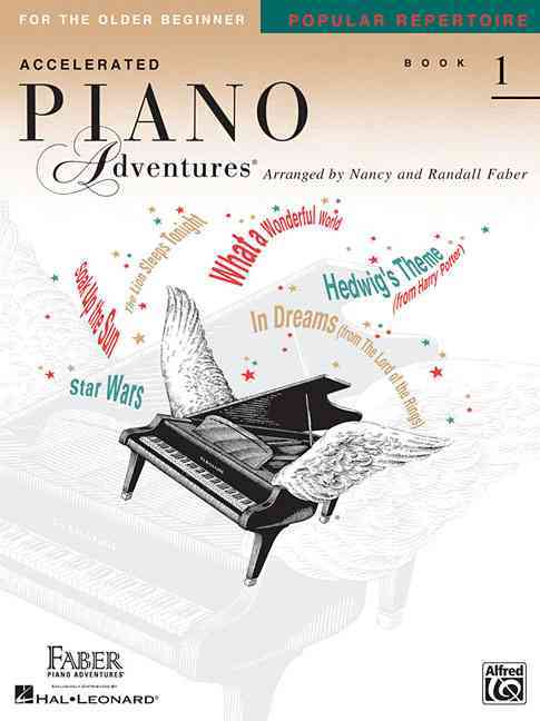 Accelerated Piano Adventures for the Older Beginner By Faber, Nancy (COP)/ Faber, Randall (COP)